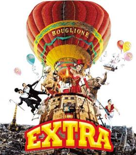 Extra Bouglione - affiche