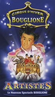 Cirque d'Hiver Bouglione - Artistes flyer