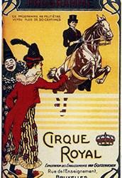 Cirque Royal de Bruxelles de 1878 à 1913