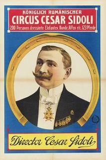 Cesar Sidoli au Royal de Bruxelles