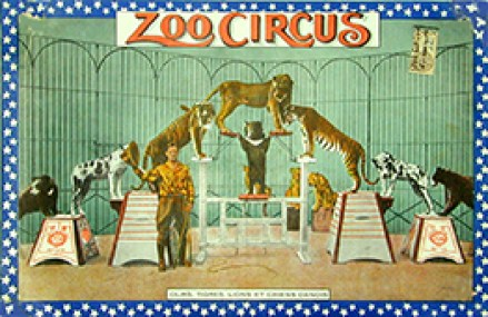affiche : Alfred Court et son groupe mixte