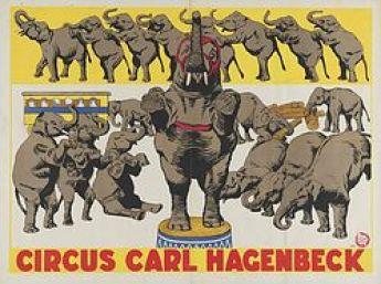 Cirque Carl Hagenbeck 1910