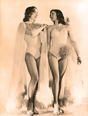 Christa et Bärbel - photo