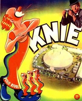 Polo Rivel - Cirque Knie - 1944