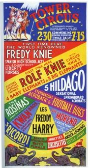 Frédy et Rolf Knie à Blackpool