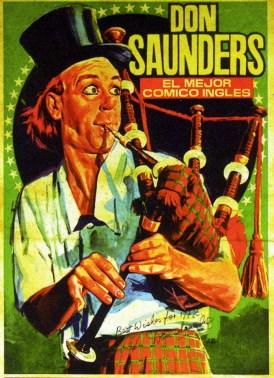 D. Saunders - Espagne