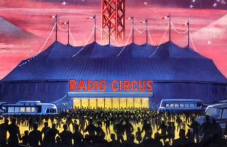 Radio-Circus - chapiteau
