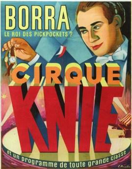 Knie -  Borra 1951