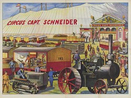 Reisecircus Schneider