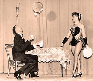 Adanos - jongleur - photo