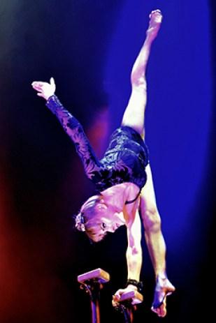 Aequilibrist - Maria Sarach-Popazova