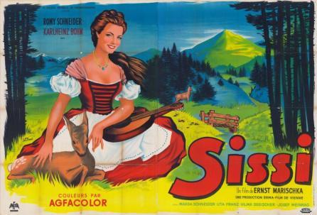 Film de Ernst Marischka - affiche