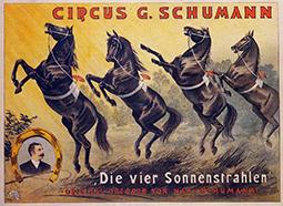 Circus Schumann – direction Gotthold Schumann