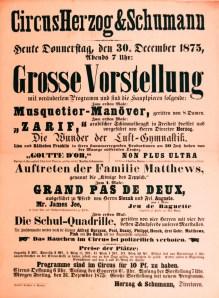 Herzog & Schumann - 1875