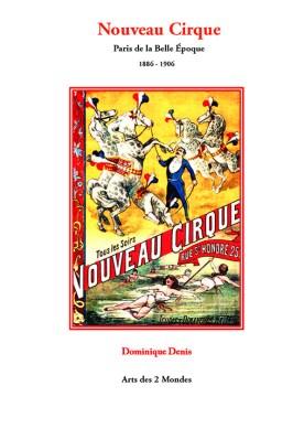 couverture du Nouveau Cirque - livre