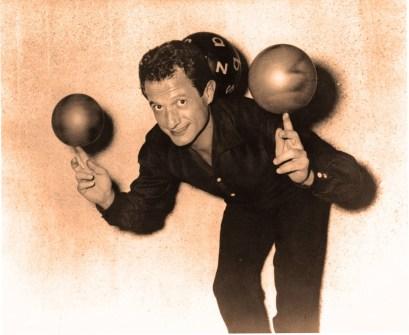 Pierre Bel et ses ballons