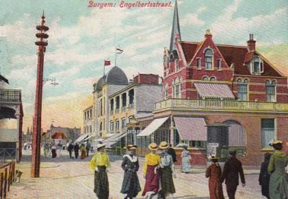 Olympia-Place de Zanvoort - promenade