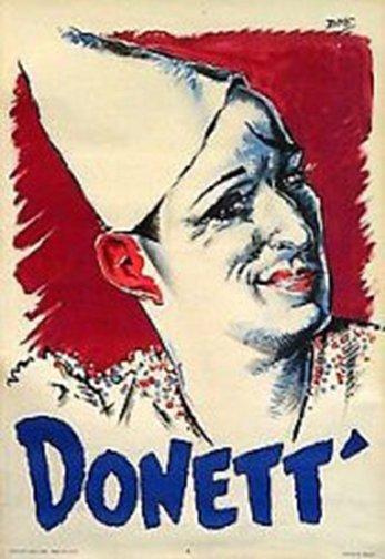 affiche de Donett