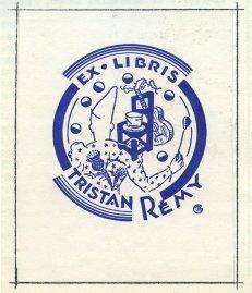 Ex-Libris - T. Rémy