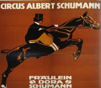 Cirque Albert Schumann - Dora