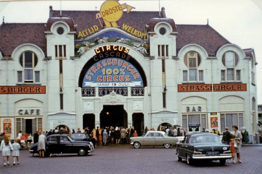 Strassburger à Scheveningen - 1963 - photo Linssen