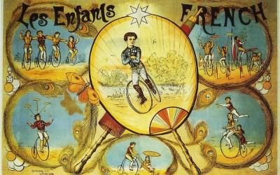 Harry French, cycliste pionnier du one-man-show