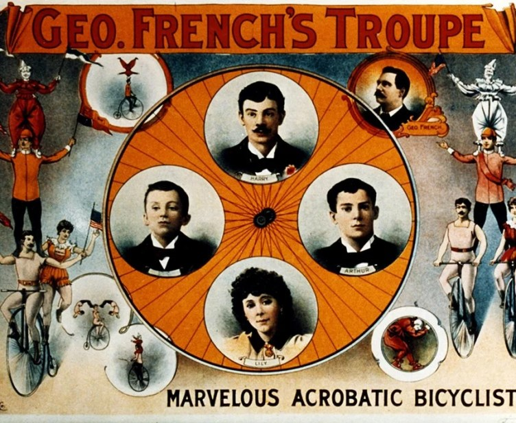 Geo French - affiche