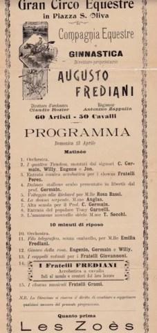 Programme Toscan