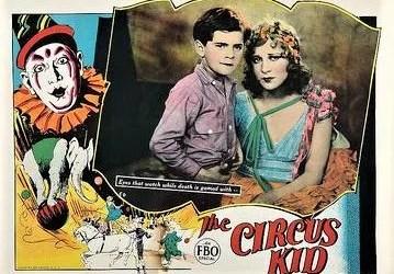 Film : Le Gosse de Cirque