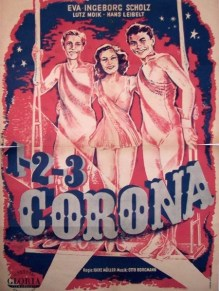 un, deux, trois Corona - film