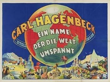 Hagenbeck à l'Olympia de Londres en 1913