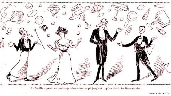 Agoust 6 janvier 1900