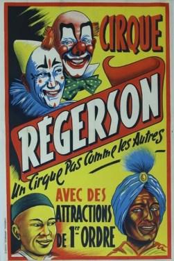 ARegerson - clowns et fakirs