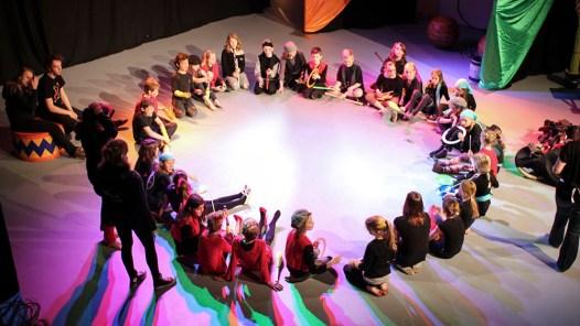 Dinsdag club, thema Straat - 2014