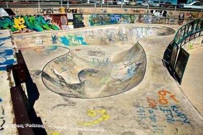 Graffiti at Sk8 Park, Msida