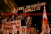 Valletta FC Champions - 12 May 2012