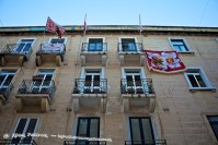 Valletta FC Champions-Flags 2012