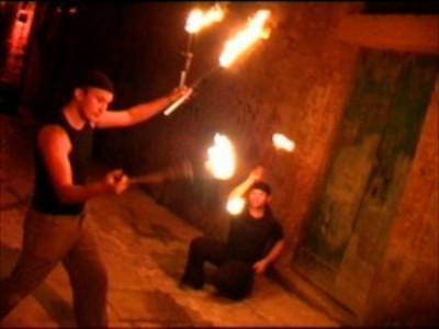 Catch a Fire Malta