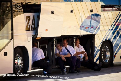 Coach drivers
