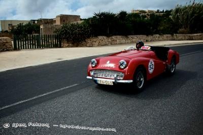 Race Day at Mdina, Saturday, Valletta Grand Prix 2012
