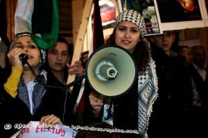 Solidarity Peace Walk for Palestine