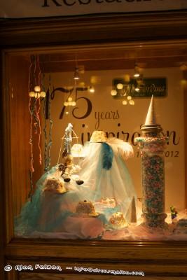 Cordina shop window, Valletta