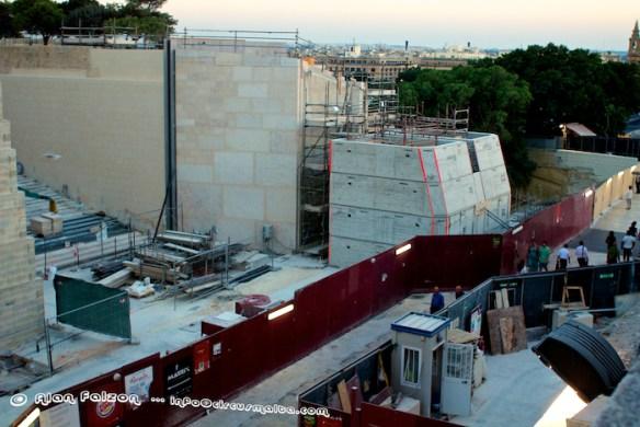 City Gate,Valletta,Renzo Piano,Parliament,Malta