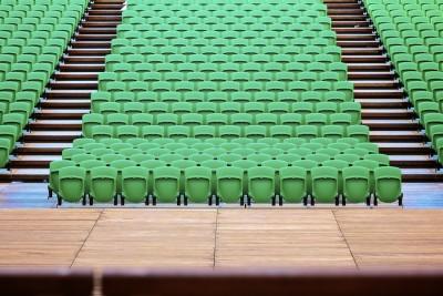 Green chairs,Valletta,Alan Falzon, Circus Malta