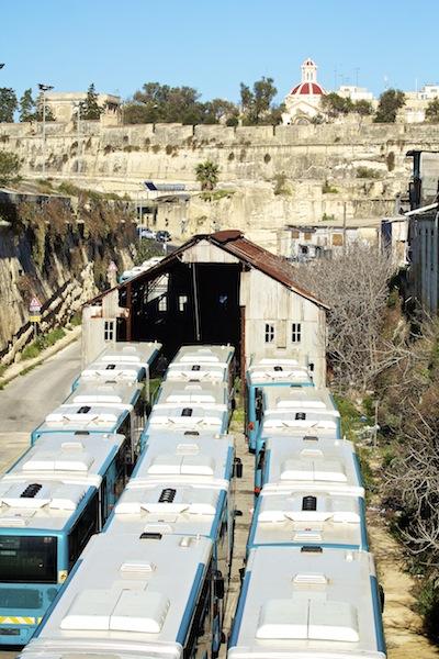 Bendy Bus grave yard,Alan Falzon,Circus Malta