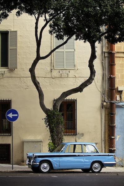Classic car, Floriana