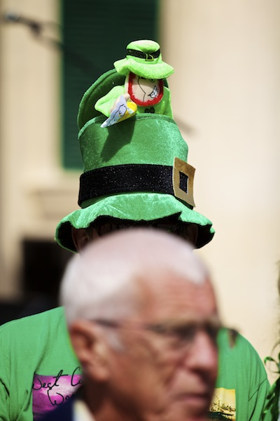 St.Patrick's Day Parade, Valletta