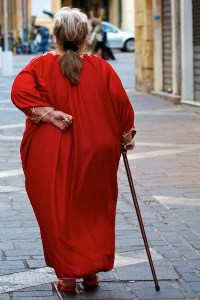 Lady in red,Alan Falzon,Circus Malta