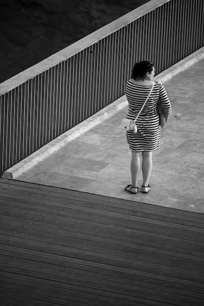 Lined woman,Alan Falzon,Circus Malta