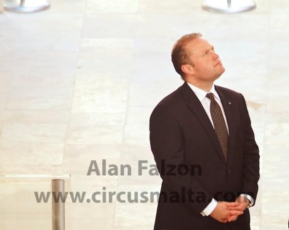 Valletta,Malta,Parliament,Opening,Prime minister
